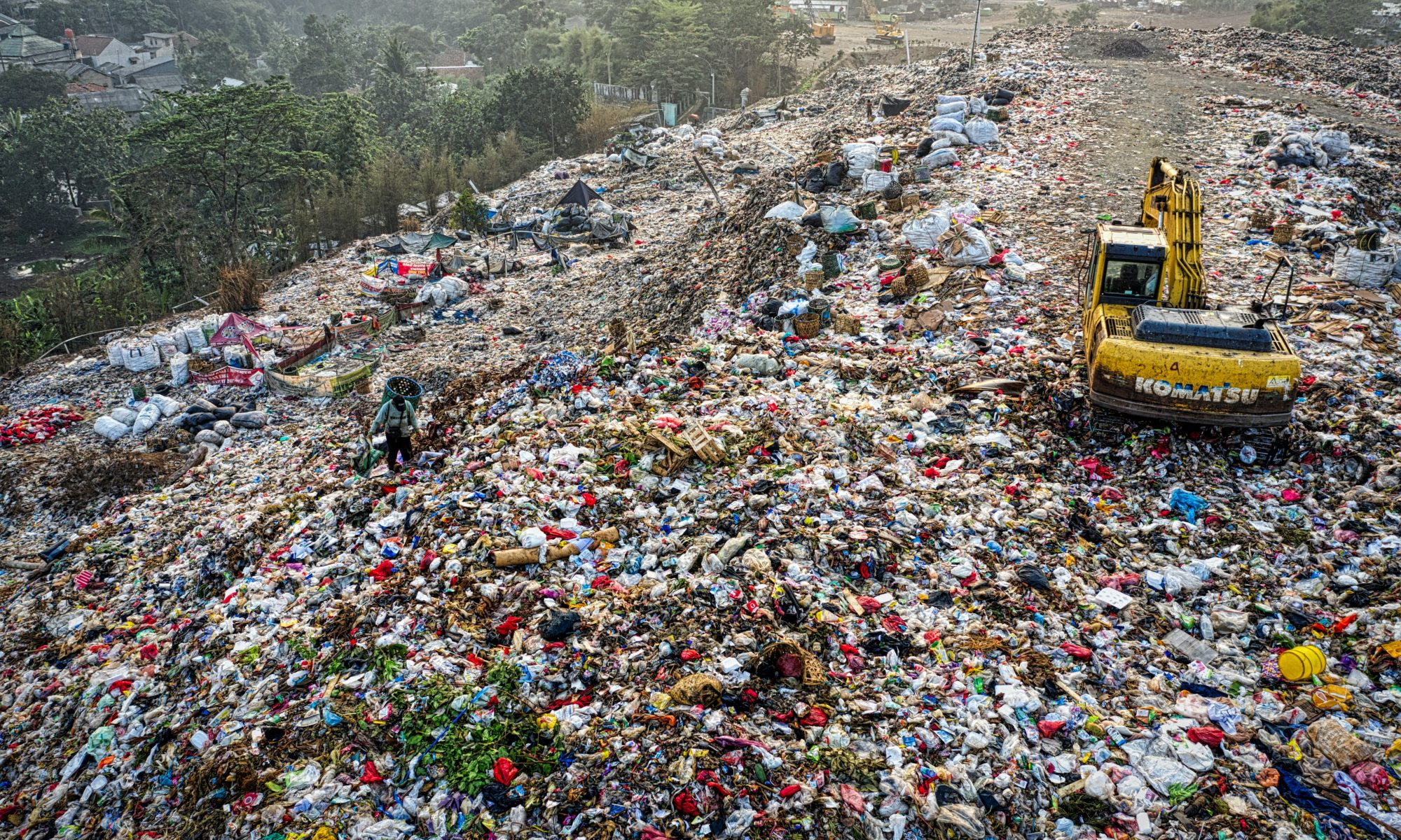 In the last 10 years we have made more plastics than we did in the last 100 years.